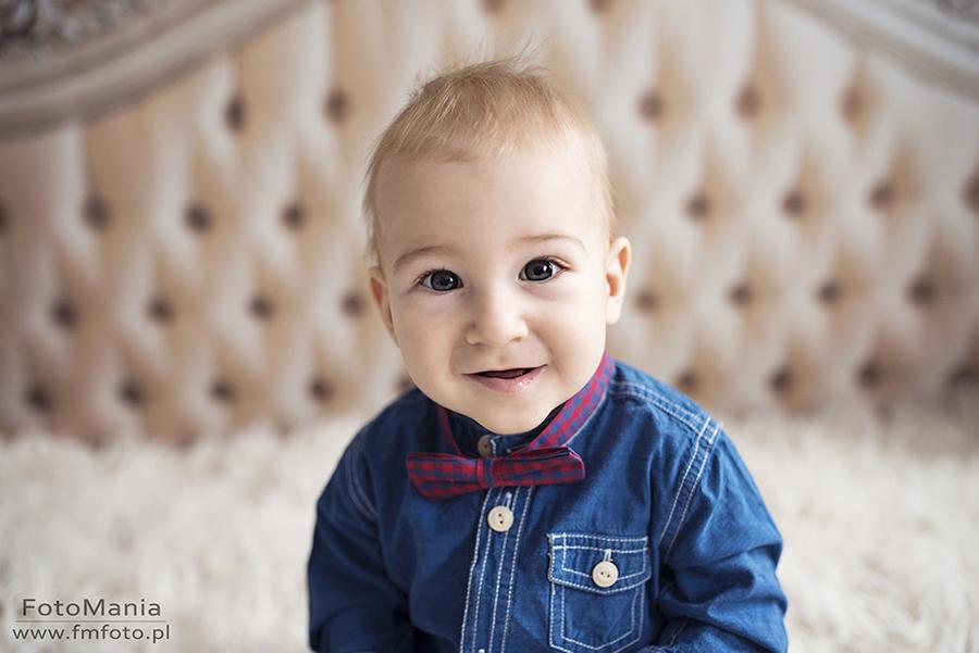 Sesja niemowlęca Bytom