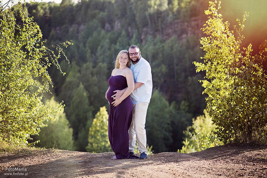 Sesja ciążowa Bytom